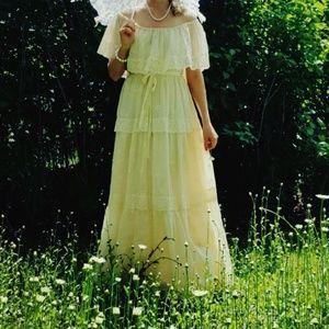 Vintage Halloween Impression dress